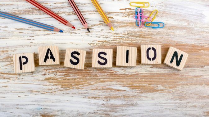 Jalani Hidup Dengan Passion